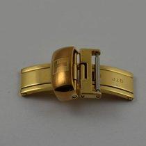 Tissot Leder Armband Faltschliesse 20mm Edelstahl