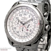Breitling Bentley Motors Spezial Ref-A22362 Stainless Steel...