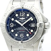 Breitling Superocean Steelfish Steel Automatic Watch A17390...