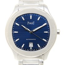 Piaget Polo Stainless Steel Blue Automatic G0A41002