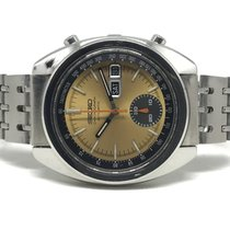 Seiko Steel Automatic 6139-6012 pre-owned