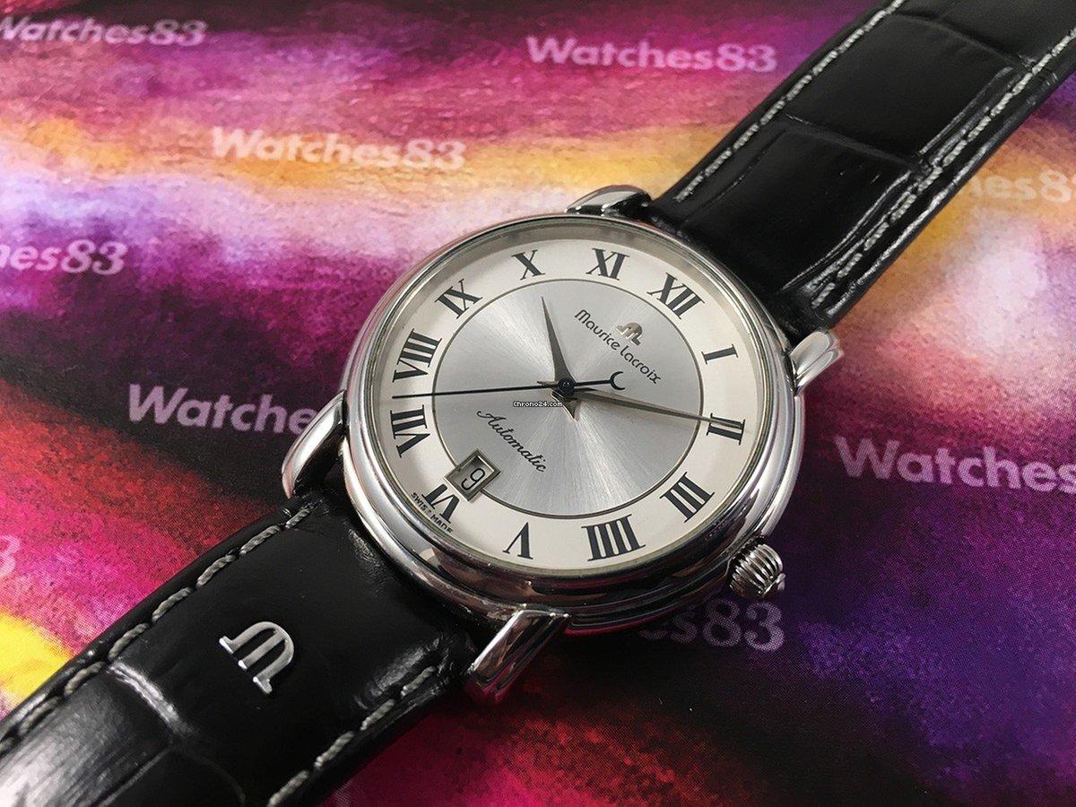 Relojes Maurice Lacroix - Precios de todos los relojes Maurice Lacroix en  Chrono24 fa116e077513