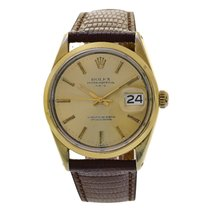Rolex Oyster Perpetual Date 34 Vintage Watch