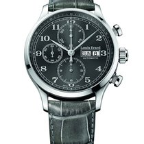Louis Erard Men's 1931 Collection Grey Dial Chronograph...