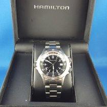 Hamilton Khaki Navy GMT