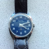 Bifora 31mm Manual winding pre-owned Blue
