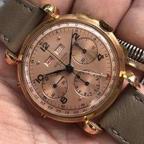 오레이터 핑크골드 수동감기 중고시계
