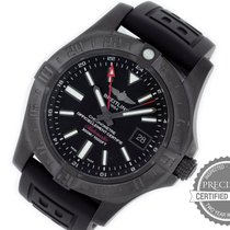 Breitling Avenger II GMT Steel 43mm Black No numerals United States of America, Pennsylvania, Willow Grove