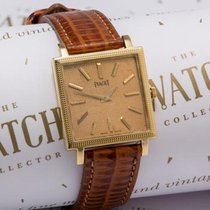 Piaget Yellow gold 25mm Manual winding pre-owned