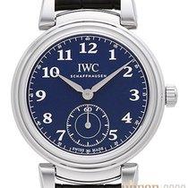 IWC Da Vinci Automatic Stahl 40,4mm Blau Arabisch Deutschland, Bietigheim-Bissingen