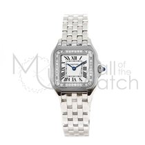 newest c8866 bfda1 Prices for Cartier Panthère watches | prices for Panthère ...