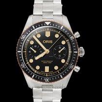 Oris Divers Sixty Five 43.00mm Schwarz