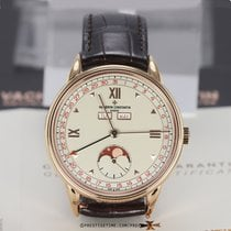 Vacheron Constantin Historiques Rose gold 40mm Silver United States of America, New York, Airmont