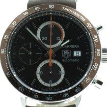 TAG Heuer Carrera Calibre 16 Staal 41mm Bruin Nederland, Nijmegen  (www.horloge-sieraden.nl)