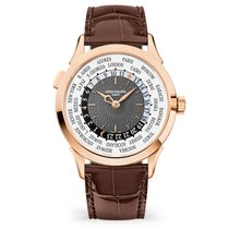 Patek Philippe World Time 5230R Nou Aur roz 38.5mm Atomat