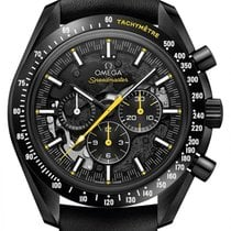 Omega Speedmaster Professional Moonwatch Carbon 44.25mm Black No numerals United States of America, Florida, Hollywood