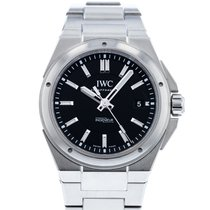IWC Ingenieur Automatic Steel 40mm Black United States of America, Georgia, Atlanta