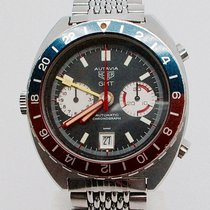 Heuer Steel 42mmmm Automatic 1163 pre-owned United States of America, California, city of industry