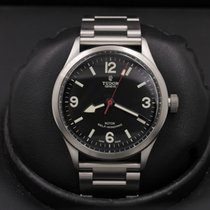 Tudor Heritage Ranger Steel 41mm Black United States of America, California, Huntington Beach