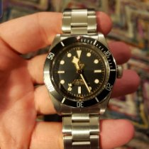 Tudor Black Bay pre-owned Steel
