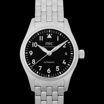 IWC Pilot's Watch Automatic 36 Steel 36.0mm Black United States of America, California, San Mateo