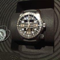 Breitling Emergency new 2017 Quartz Chronograph Watch with original box and original papers V7632522|BC46|156S|V20DSA.2