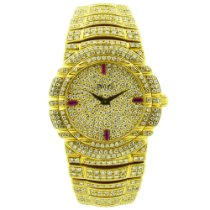 Piaget Tanagra Yellow gold 25mm United States of America, California, Fullerton