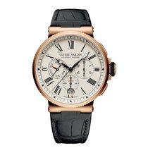 Ulysse Nardin Marine Chronograph 1532150/40 new