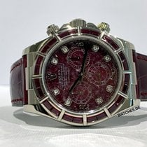 Rolex Daytona White gold 40mm Red