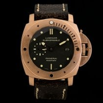 Panerai Special Editions Panerai PAM 00382 New Bronze Automatic