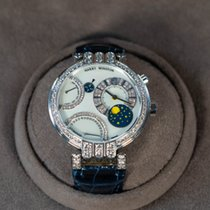 Harry Winston Automatic Harry Winston Premier Excenter Perpetual Calendar 200/MAPC41 pre-owned United States of America, Florida, Sunny Isles
