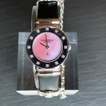Charriol St-Tropez Silver 24mm Mother of pearl No numerals