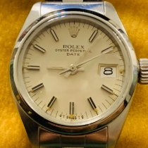 Rolex Oyster Perpetual Lady Date 69160 1977 occasion
