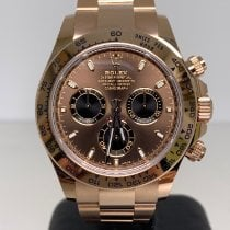 Rolex Daytona 116505 Unworn Rose gold 40mm Automatic