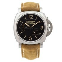 Panerai Luminor 1950 3 Days Power Reserve Steel 47mm Black United Kingdom, London