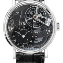 Breguet Platinum Manual winding Silver 41mm new Tradition