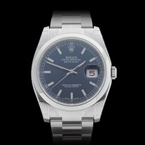 Rolex Datejust Stainless Steel Unisex 116200