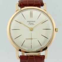 Festina Extra 17 Rubies Manual Winding 18k Gold  1260
