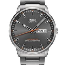 Mido Men's M0214311106101 Commander Auto Watch