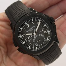 """Patek Philippe Aquanaut Travel Time """"blacked Out""""..."""