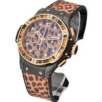 Hublot 341.CP.7610.NR.1976 Big Bang Leopard in Rose Gold -...