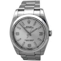 Rolex 36mm Rolex  Oyster Perpetual Watch #116000 M Series-w/pa...