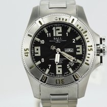 Ball 44mm Automatic pre-owned Engineer Hydrocarbon (Submodel) Black