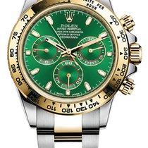 Rolex Oyster Perpetual Cosmograph Daytona Green