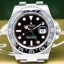 Ρολεξ (Rolex) 116710LN GMT Master II Ceramic SS (26749)