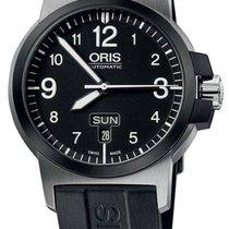 Oris BC3 Steel 42mm Black United States of America, New York, Airmont