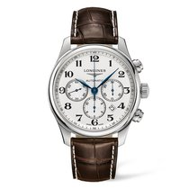 Longines Master Collection Steel 44mm Silver United States of America, Florida, SUNRISE