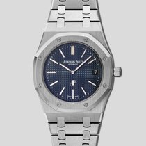 Audemars Piguet Royal Oak Extra-Thin REF. 15202ST Blue Dial