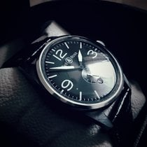 Bell & Ross BR123 Original Black