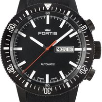 Fortis Steel Automatic 647.18.31.L new
